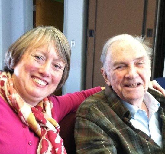 Kathleen and Charlie Feb 2012