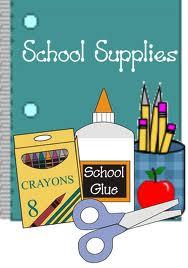 School Supplies Drive