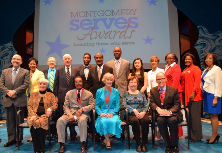 Montgomery Serves 2015 group
