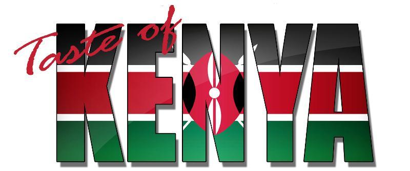Taste of Kenya Fundraiser