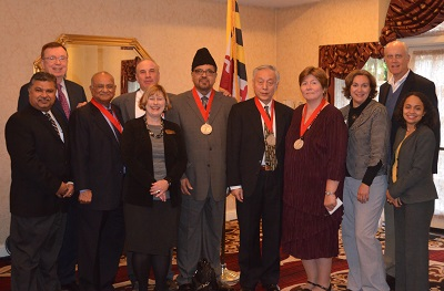 Montgomery County Winners of Governor's Service Awards