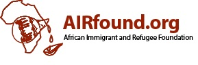 African Immigrant and Refugee Foundation Logo