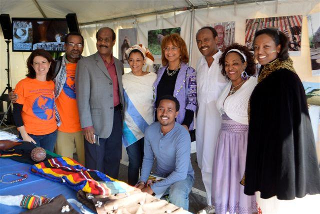 Ethiopian tent 1