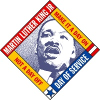 Martin Luther King Jr. Logo