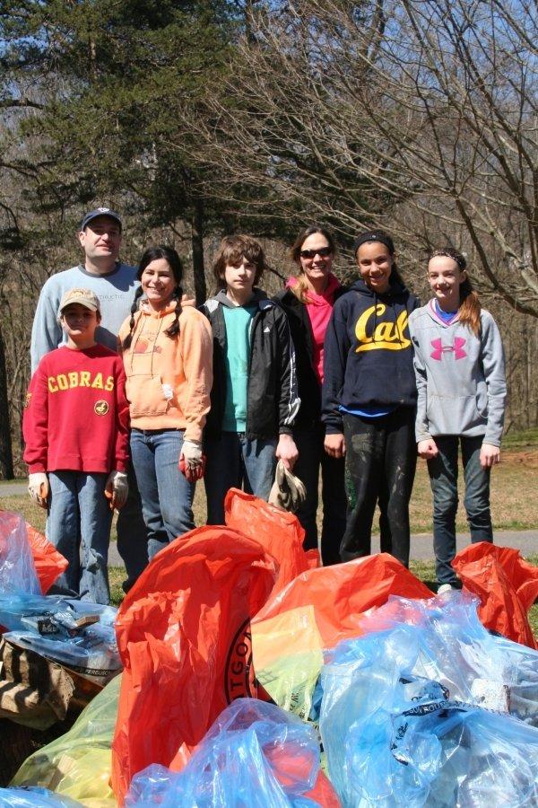 Earth Day 2013 - Rock Creek Conservancy
