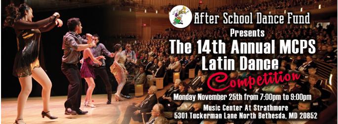 Latin Dance Contest