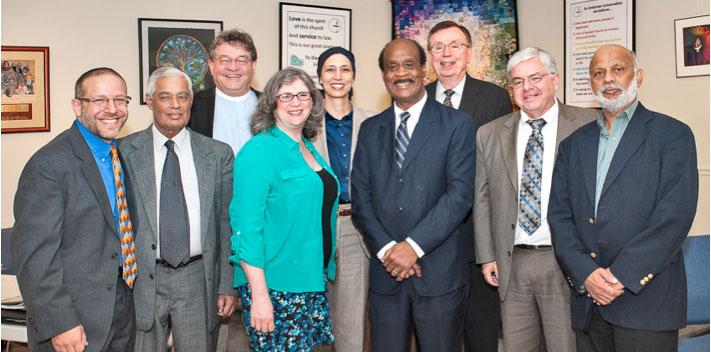 Interfaith Community with Executive