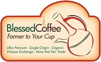 Blessed Coffee Logo