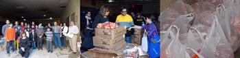 2013 Holiday Basket Distribution