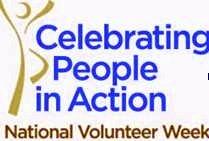 Nat'l Volunteer Wk