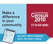 Census Faith March 11 Logos