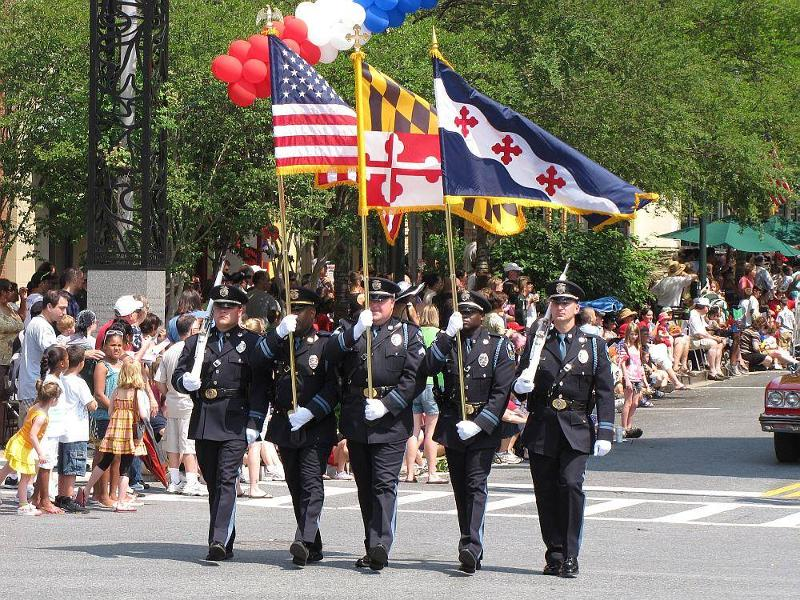 Rockville 3-day Memorial Day Parade