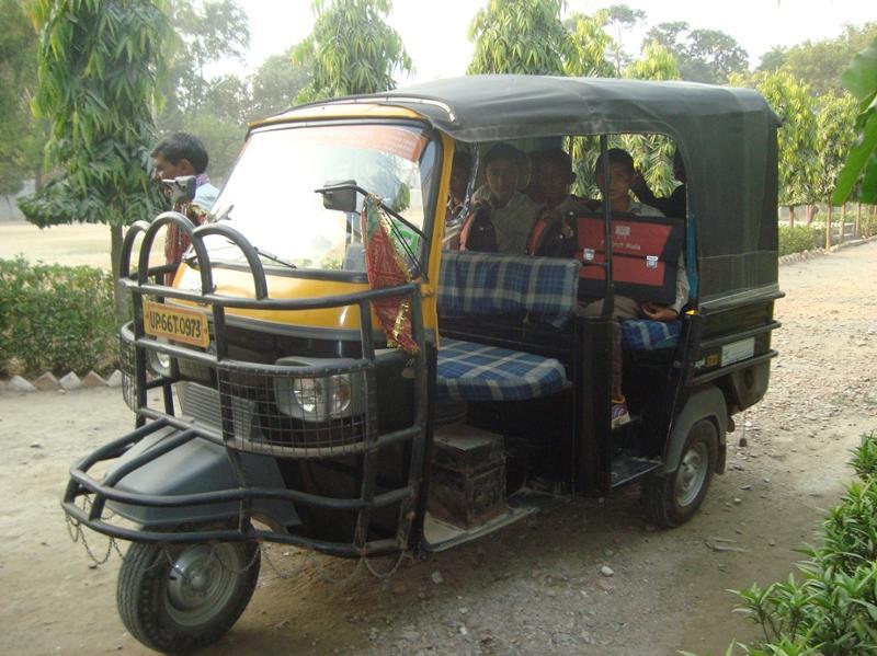 Motor Rickshaw