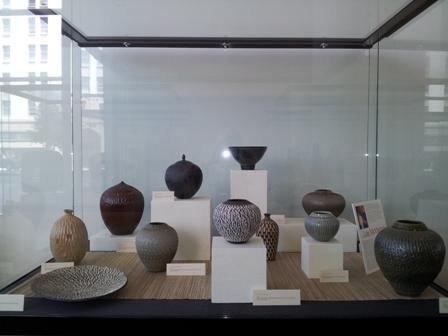 Asian Inspired Ceramic Exhibition