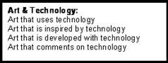 Airport Art-Technology blurb