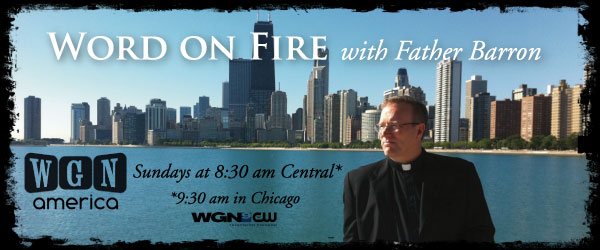 Fr. Barron on WGN America