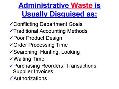 Admin Waste 2