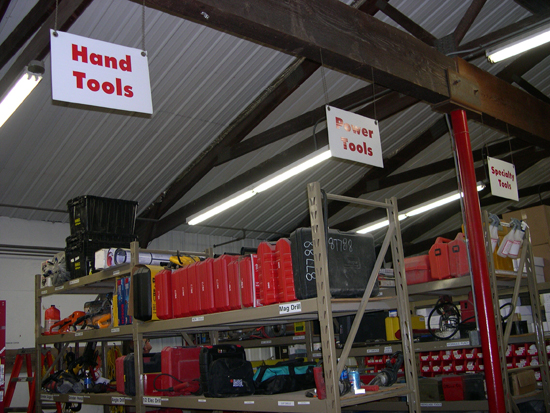 Tool Room After