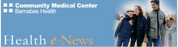 Community Medical Center e-newsletter
