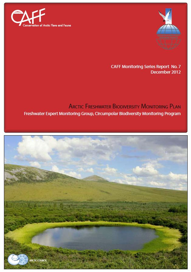 Arctic Freshwater Biodiversity Monitoring Plan