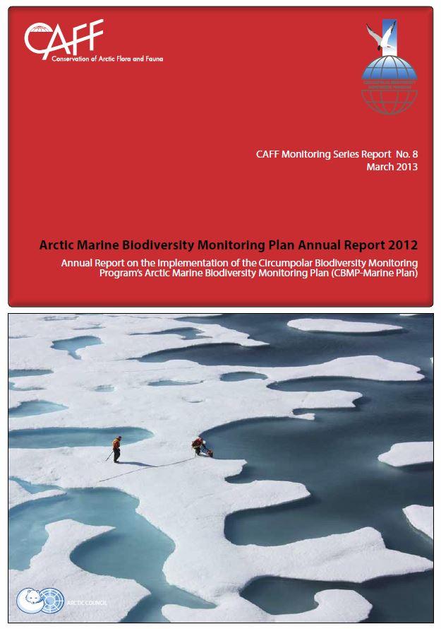 Arctic Marine Biodiversity Monitoring Plan 2012 Implementation Report