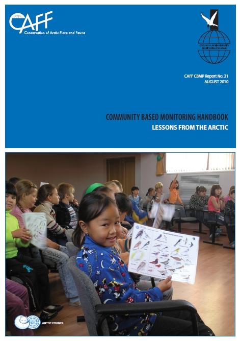 Community based Monitoring Handbook cover