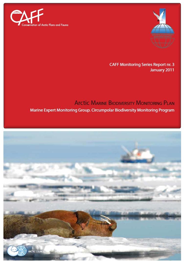 Cover Shot of CBMP Marine Plan