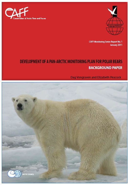 Development of a Pan-Arctic Monitoring Plan for Polar Bears