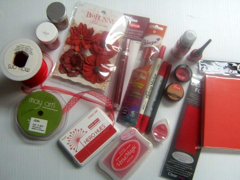 Valentine's Red Sale