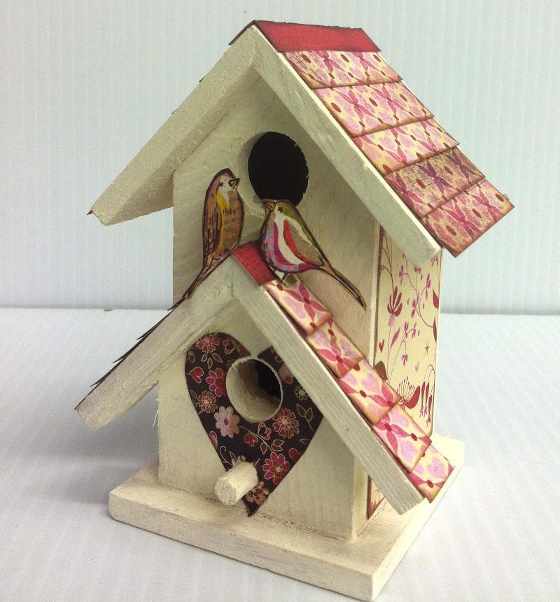 Birdhouse Make-and-Take