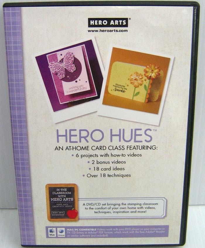 Hero Arts DVD
