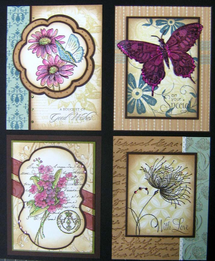 Penny Black Spring Board