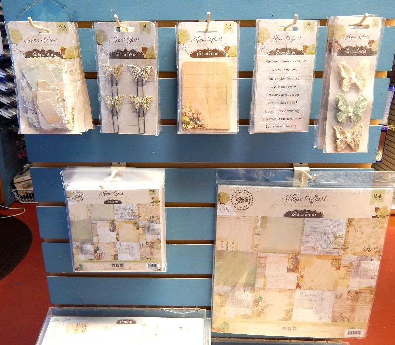 Hope Chest Paper of the Month