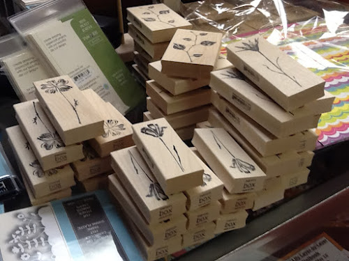 New Memory Box Stamps