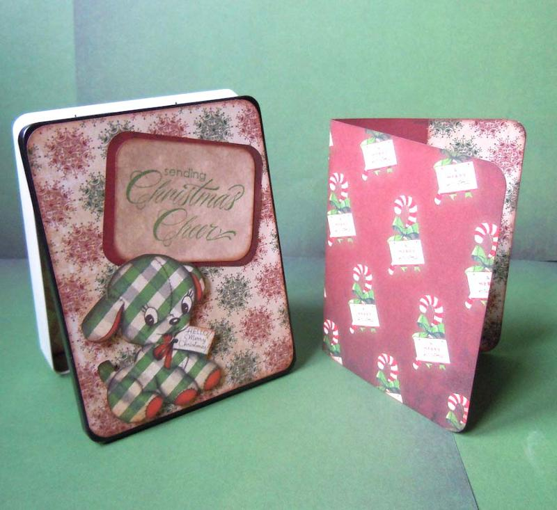 Gift Card Tin
