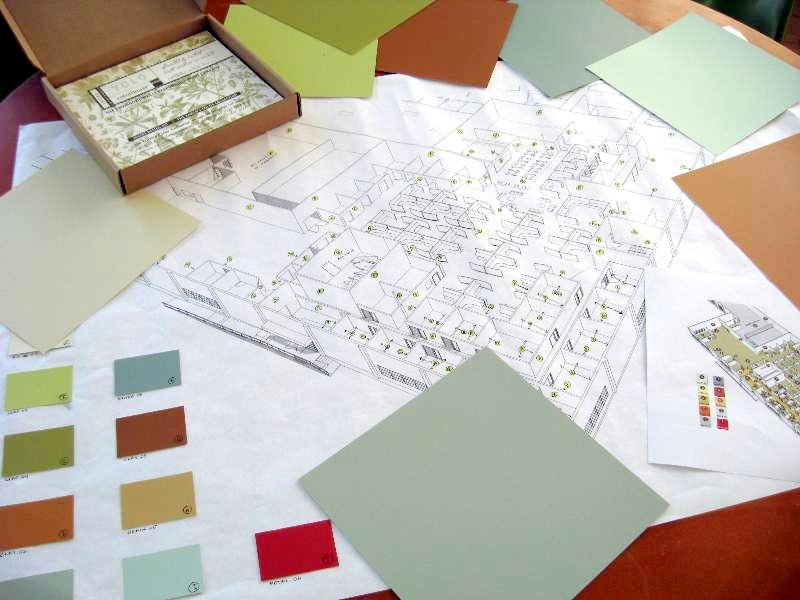 annie's color plans