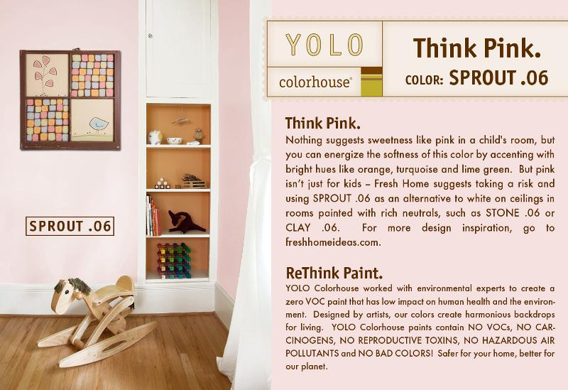 Think Pink SPROUT .06