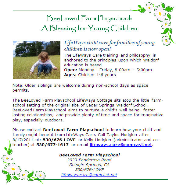 Beeloved Farm Playschool