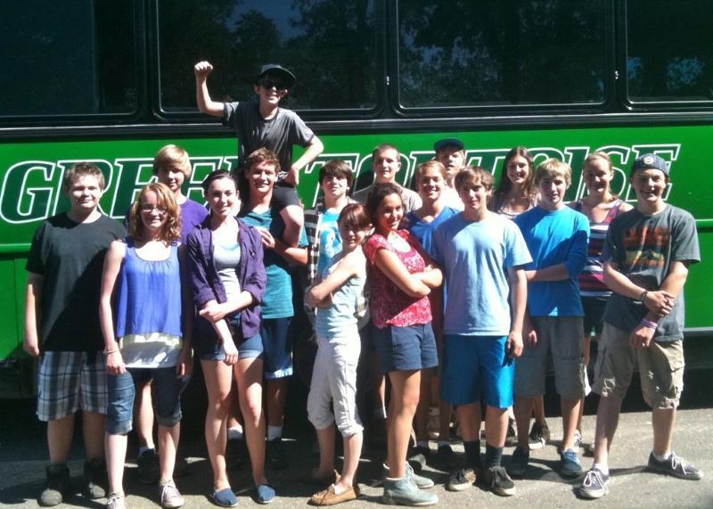 8th grade trip