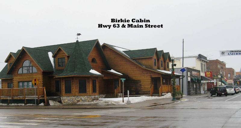 Birkie Cabin