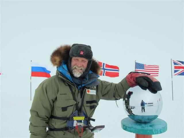 Vegard Ulvang - South Pole