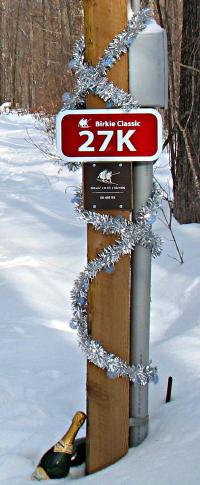 Ski & Tea K Marker