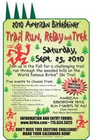 Birkie Trail Run & Trek
