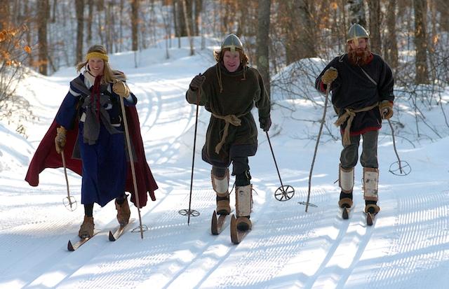 2009 Birkie Trail Run Half