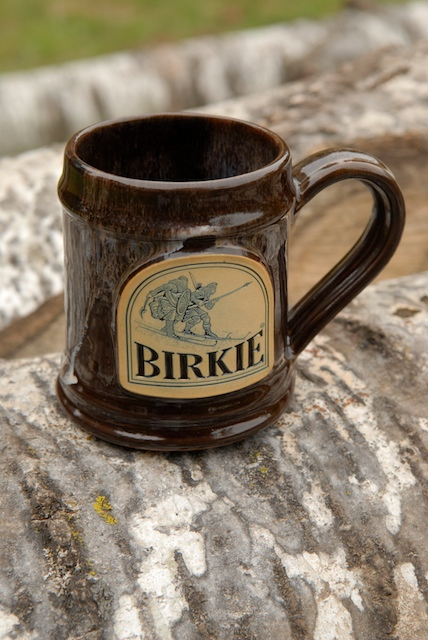 Birkie Chocolate Mug