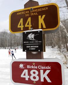 Birkie Trail Friends