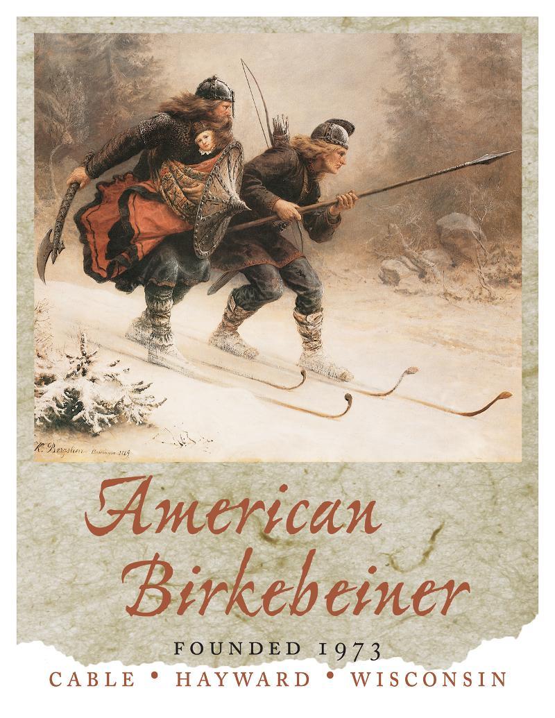 Birkie Legacy Poster