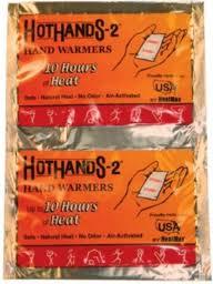 Heatmax Handwarners