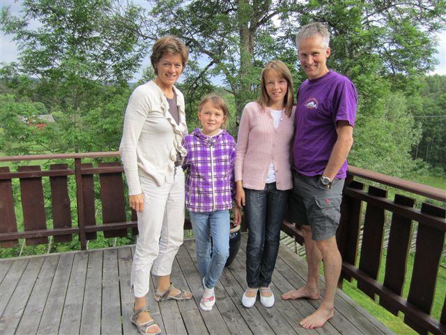 Vegard Ulvang - Family