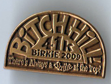 Bitch Hill Pin